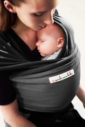 baby-wrap-black-charcoal-grey