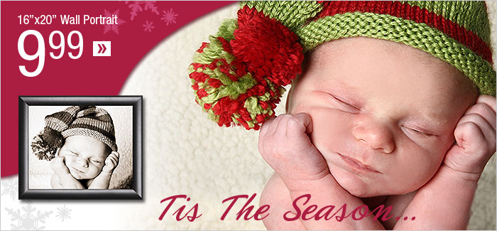 Holiday portraits from Sears Portrait Studio! Enter to win