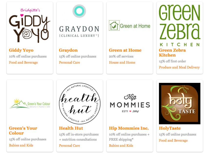 HealthyMomsDiscountCard
