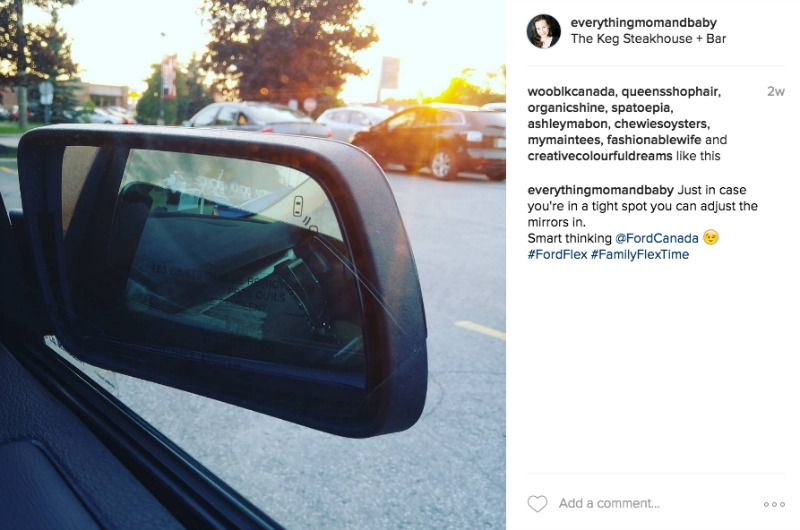 side-mirrors-ford-flex