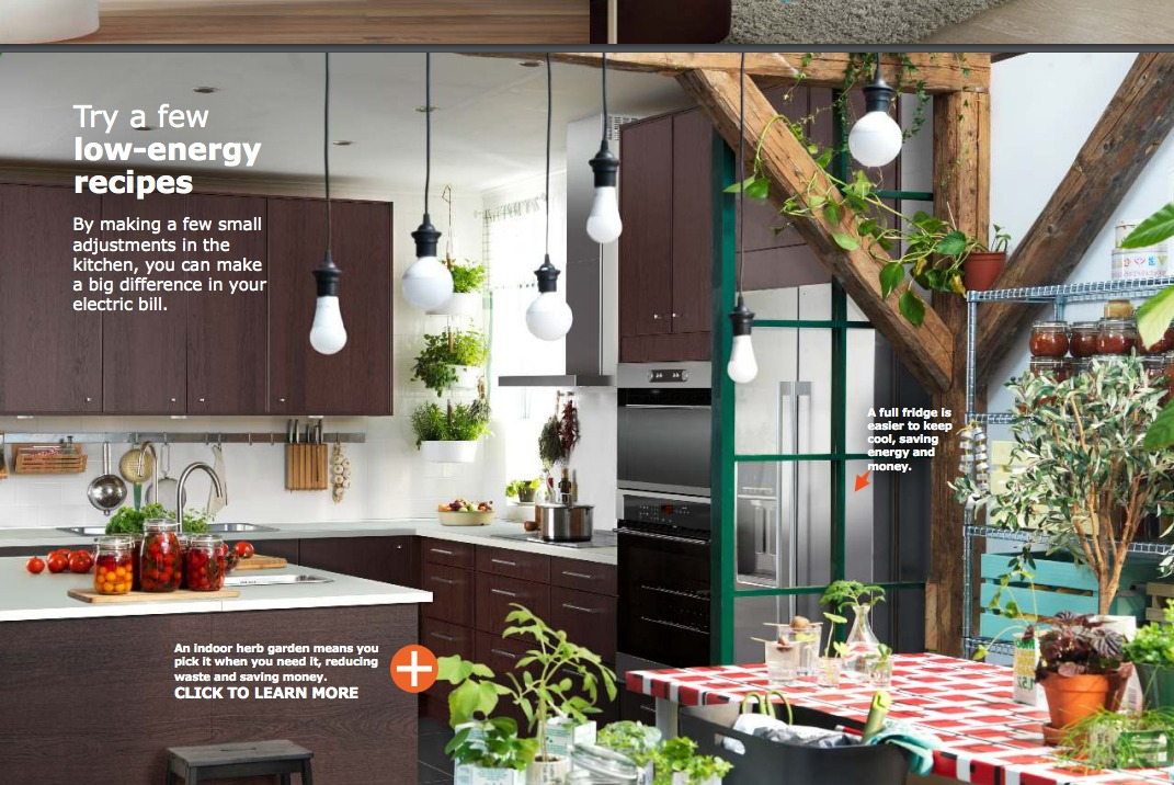 The Sustainable Living Project With Ikea Canada Part Improving