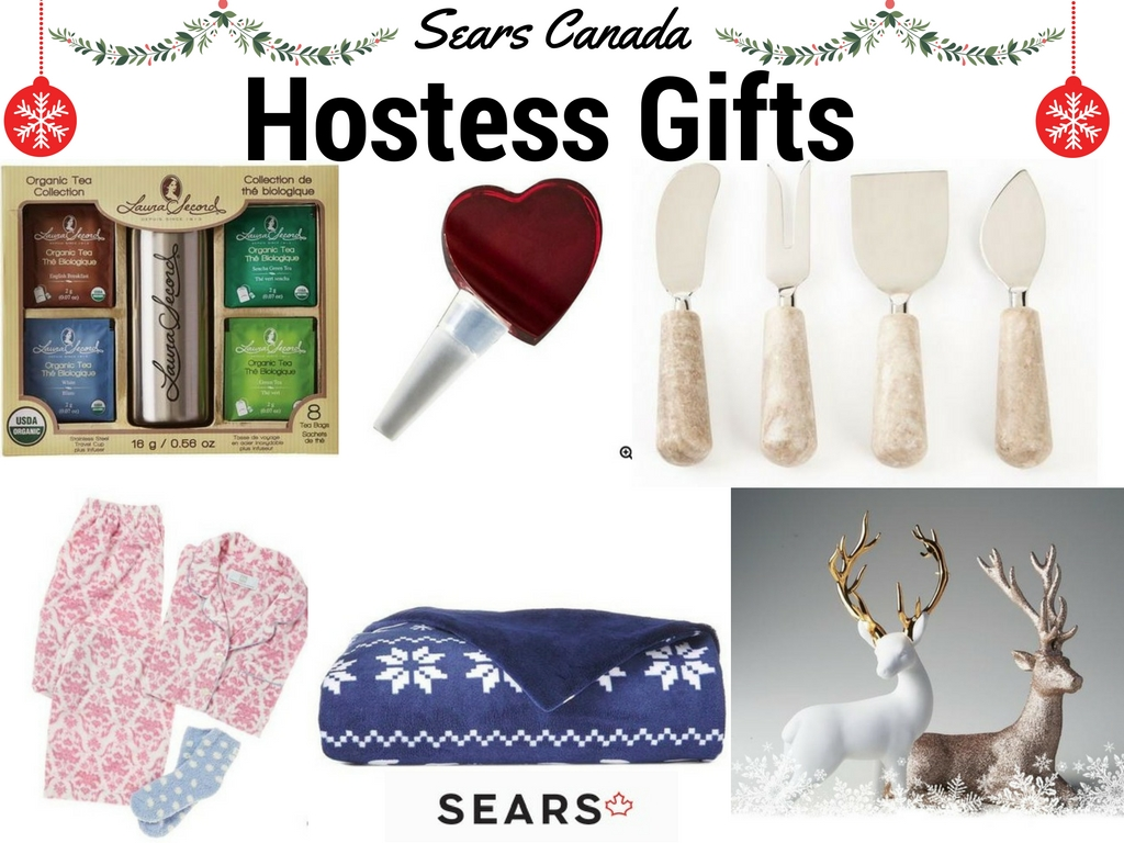 Holiday Gift Guide With Sears Canada Gifts For The Host